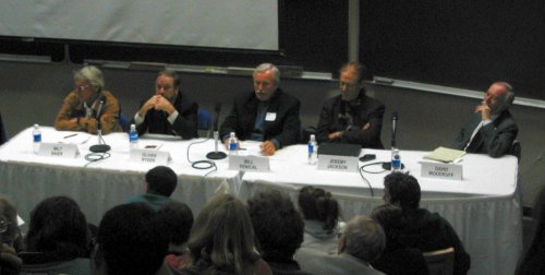 The Panel: 
