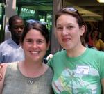 Danielle Blanchard & Jen SnellRevelle Grads