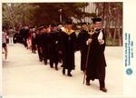 Revelle Commencement Procession